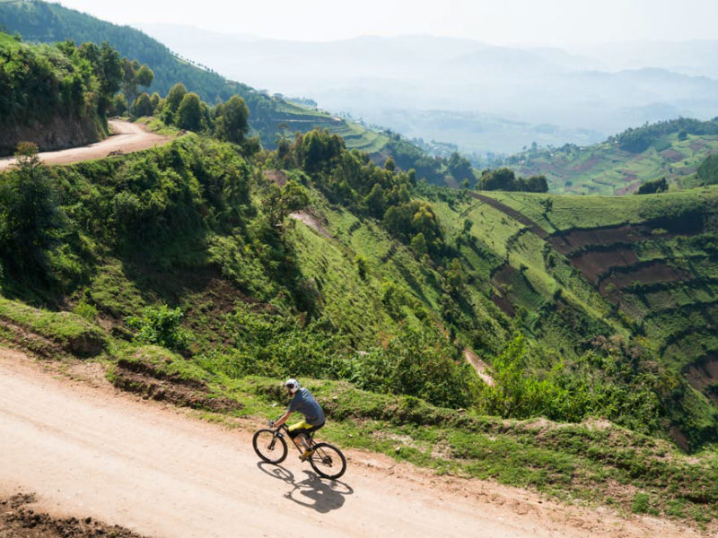 Red Dirt - Cycling through Uganda and Rwanda the pearl or Africa and the land of the thousand hills - Copyright Mike Steegmans