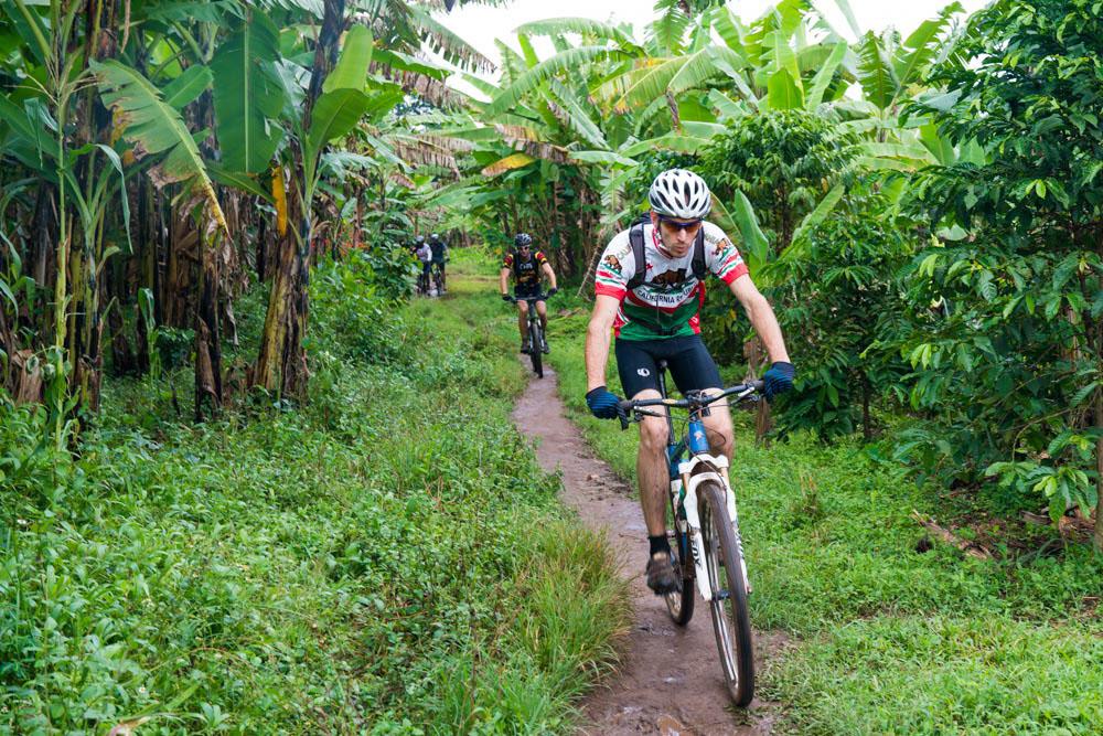 7 fantastic cycling days in west uganda